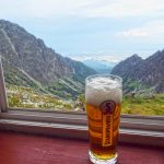 Staropramen in Tery cottage, High Tatras, Slovakia