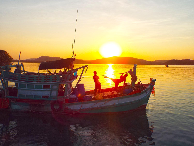 Koh Rong fishermen