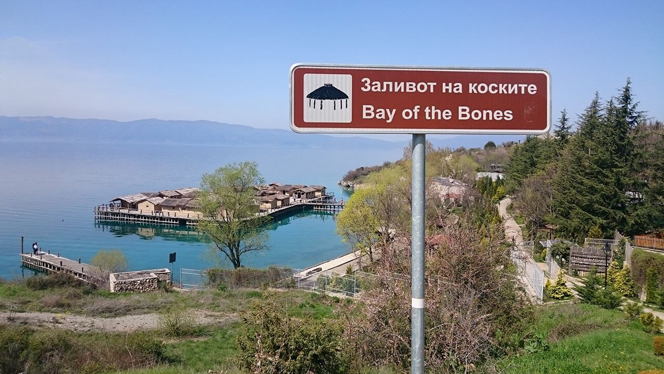 Bay of bones Macedonia