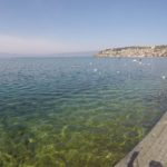 Ohrid city and lake