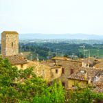 San Gimignano views