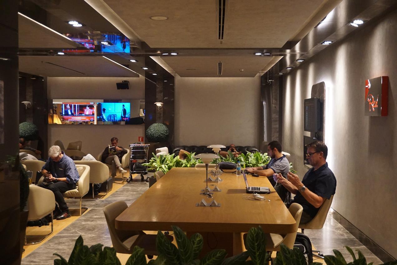 Primeclass lounge Istanbul