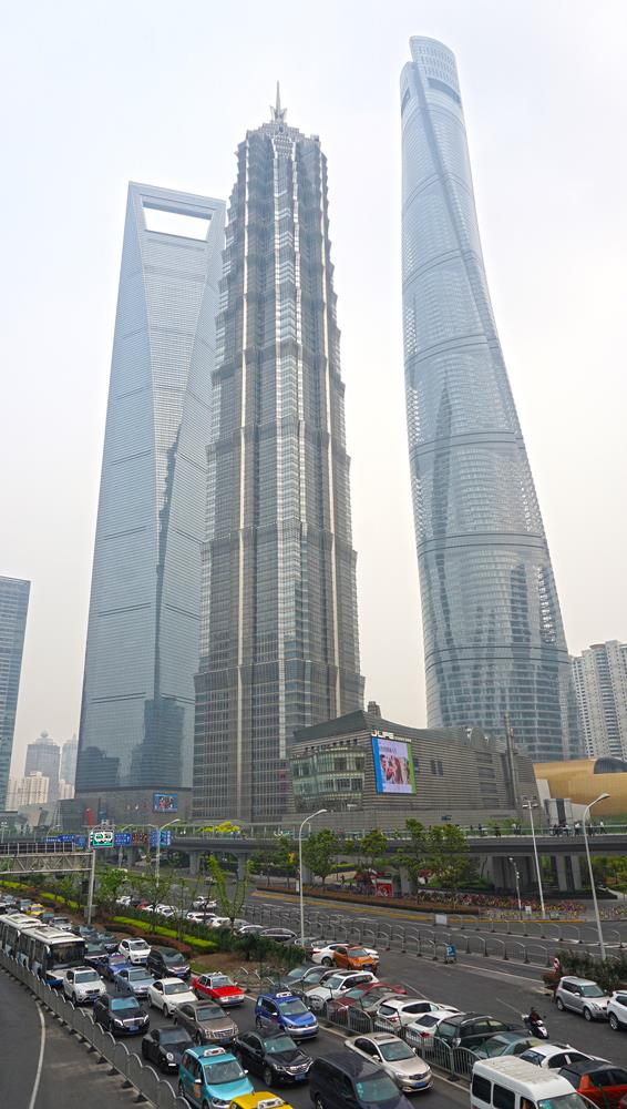 World financial center Shanghai