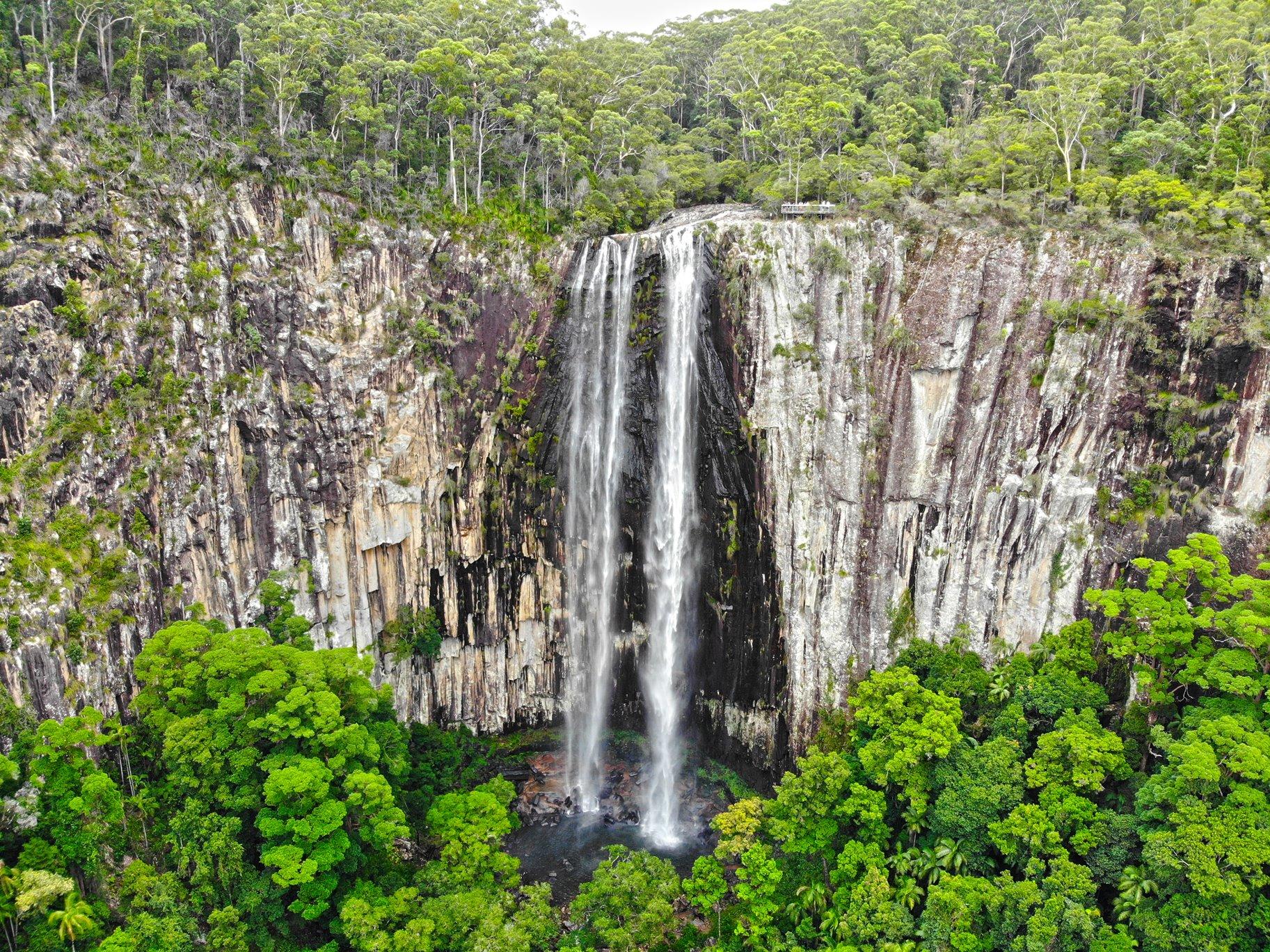 Minyon Falls Australia