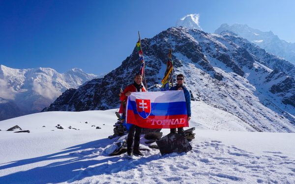 Mardi Himal base camp trek Nepal
