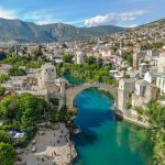 Old city Mostar
