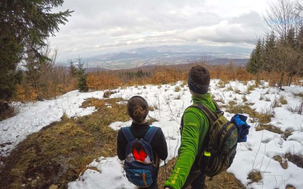 Hiking to Vtacnik