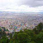 Bogota from Monserrate