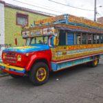 Chiva bus Bogota, Colombia