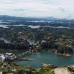 Panorama view-from-el-penol-guatape