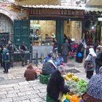 Old city Moslim quarter