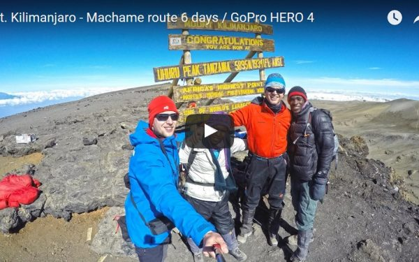 Mt. Kilimanjaro video