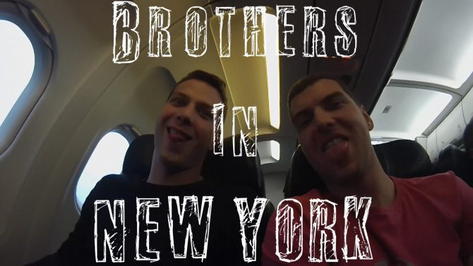Brothers in New York