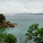 View from Lady beach Sydney