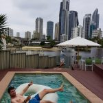 Our Airbnb apartment in Gold Coast