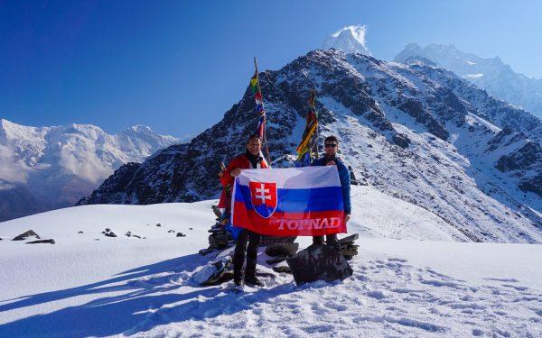 Mardi Himal base camp trek Nepal
