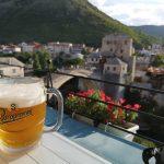 Staropramen, Mostar, Bosnia and Hercegovina